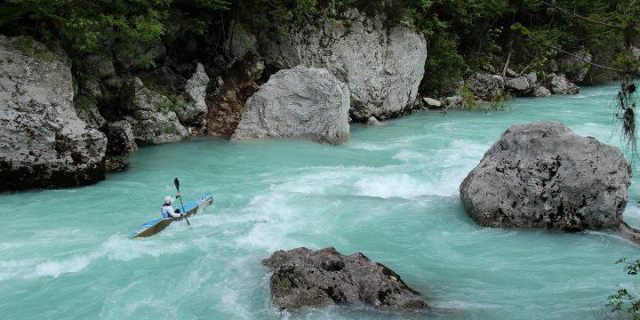 Soca Kayak