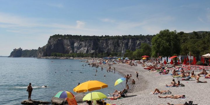 Sistiana, Duino beaches and Castles