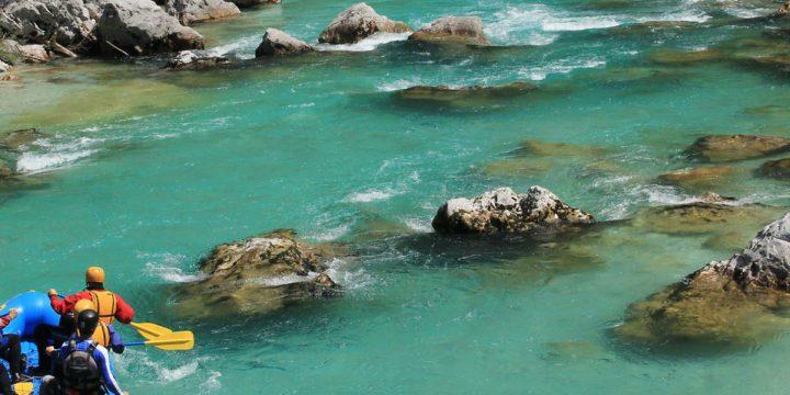 The River Soča / Isonzo