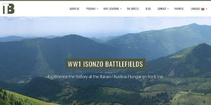 Isonzo Battlefields Great Journey (28-4-2018 / 5-5-2018)